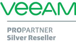 Certification Veeam propartner silver reseller