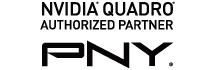 PNY - NVIDIA Quadro authorized partner