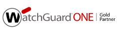Watchguard one gold partner